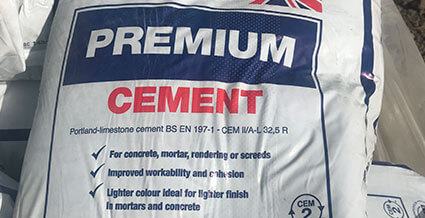 Cement Bags-image