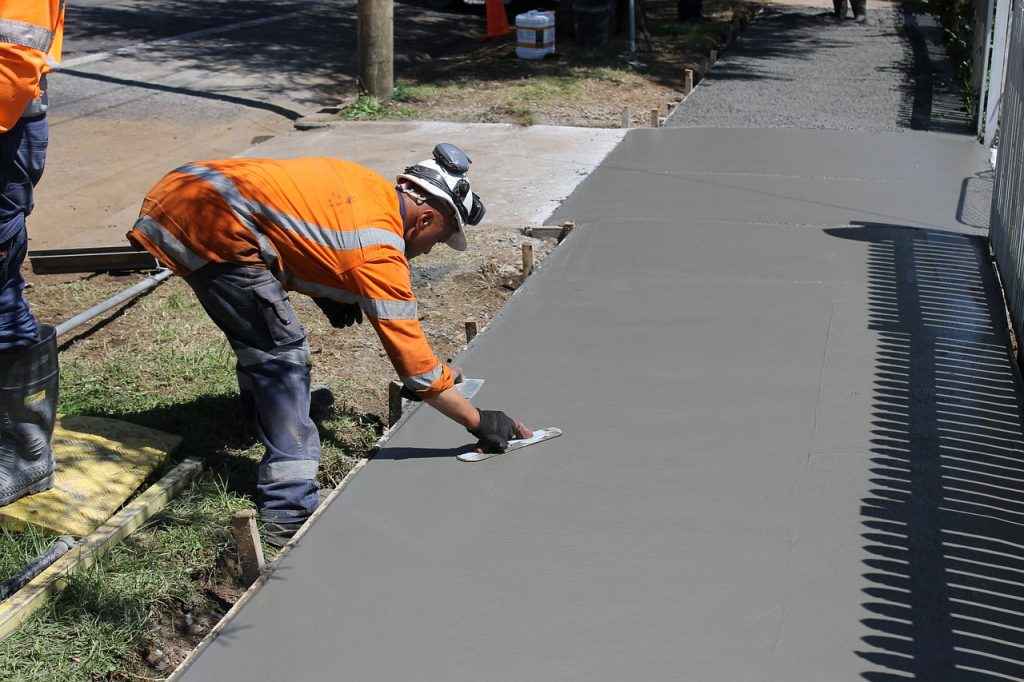 How To Repair Concrete Drives & Paths